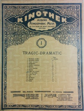 A Kinothek front cover
