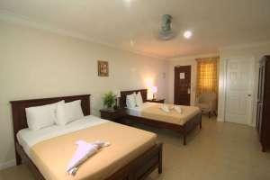 The panglao regents park hotel
