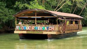 Bohol countryside tour loboc river cruse