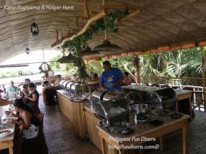 Philippine fun divers alona beach panglao bohol adventure trip loboc river floating restaurant 1 1024x768
