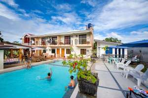 The greenfields tourist inn, panglao, bohol, philippines at discount rates