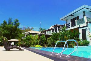 The resort la pernela beachfront, dauis, philippines great rates!