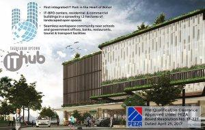 IT Park Is Set To Rise In Tagbilaran City, Bohol Early Next Year! 001