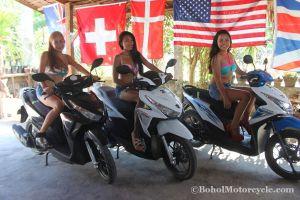 Hey Joe Bohol Motorcycle Rentals Philippines