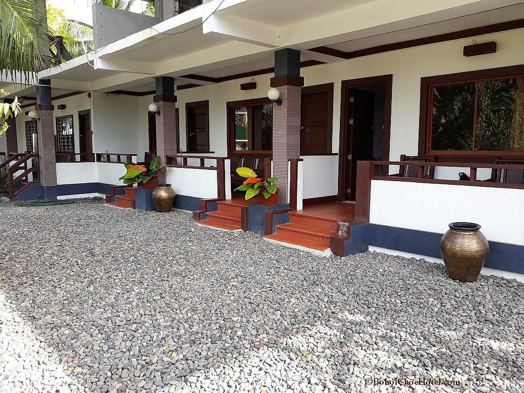 Bohol chochotel panglao cheap rates apartment style accommodations 002