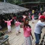 Floating restaurant loboc riverwatch bohol balsa livelihood project2