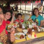 Floating restaurant loboc riverwatch bohol happy guests