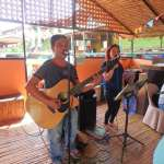 Floating restaurant loboc riverwatch bohol live band