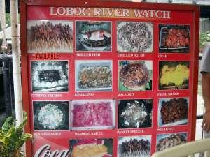 Loboc riverwatch floating restaurant loboc river bohol philippines 006