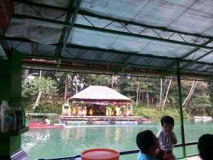 Loboc riverwatch floating restaurant loboc river bohol philippines 071