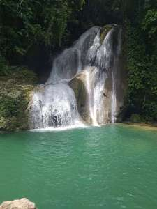 Pahangog twin falls dimiao bohol philippines adventure bohol 0003