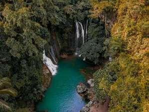 Pahangog twin falls dimiao bohol philippines adventure bohol 0004