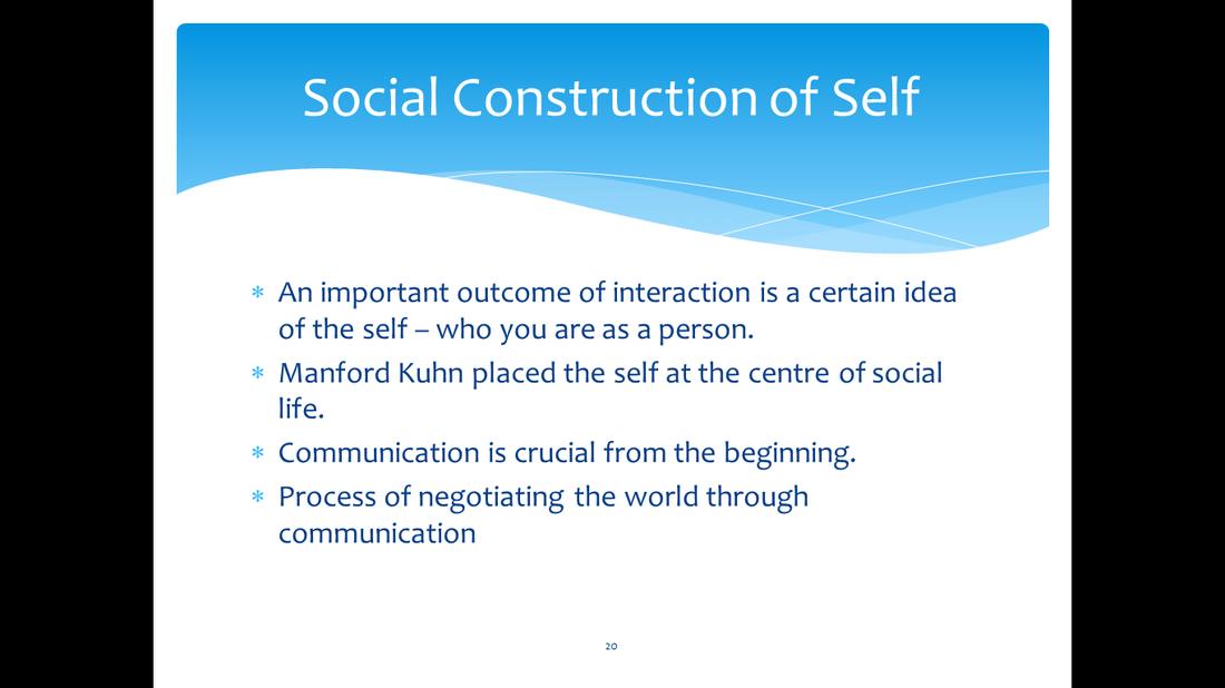The Sociocultural Tradition - Lobsang'sE-Portfolio