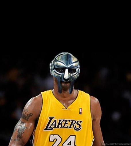 The Black Masked Mamba  LobShots
