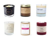 6 OF THE BEST SCENTED CANDLES - Lobster and Swan