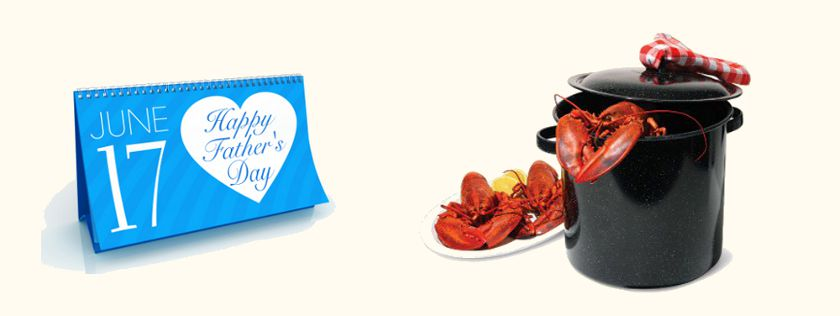 Father's Day Lobster Dinner Gifts