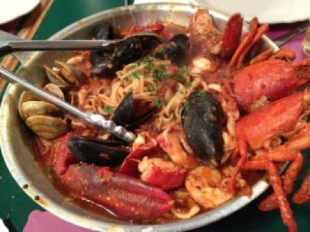 Maine Lobster Fra Diavolo Recipe