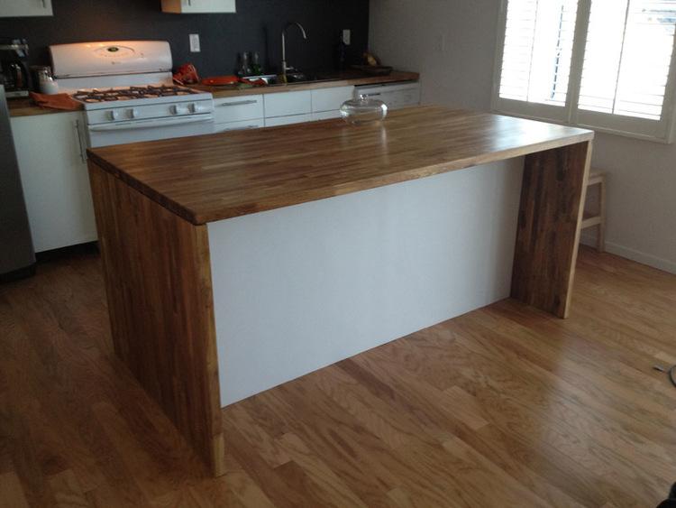 Kücheninsel selber bauen  Kücheninsel Mit Theke Selber Bauen | ambiznes.com