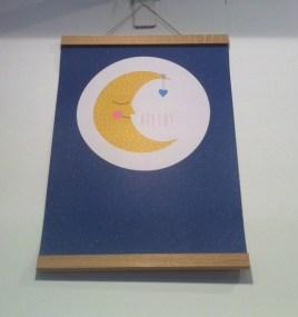 Gute Nacht Poster