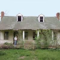 Makeover eines historischen Südstaaten Hauses