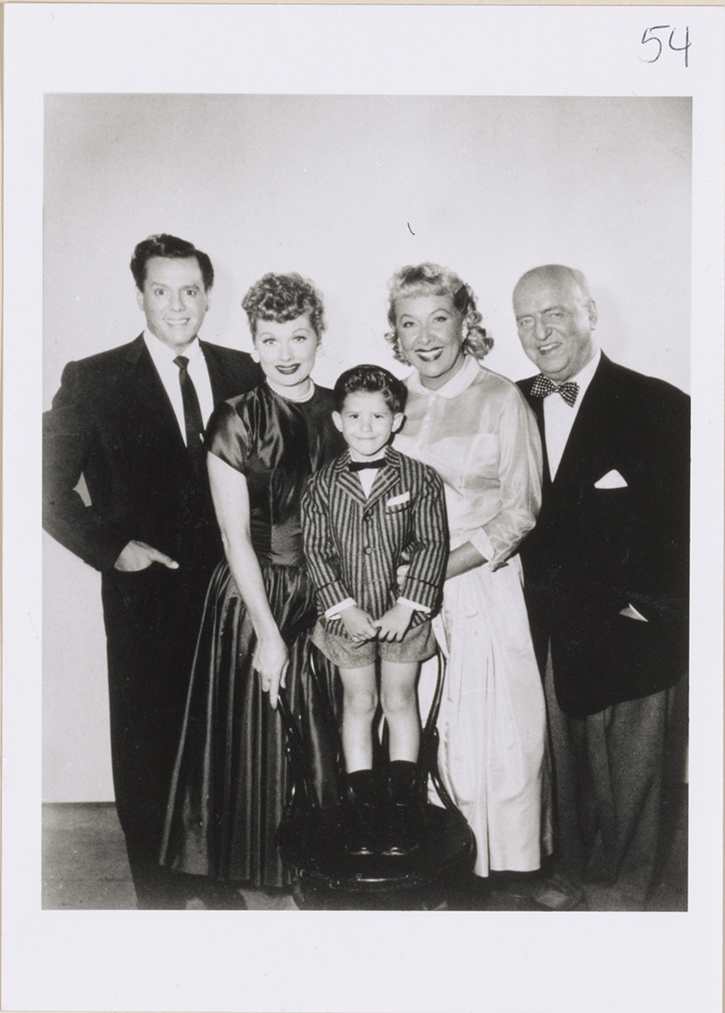 The Cast Crew and Set  I Love Lucy An American Legend