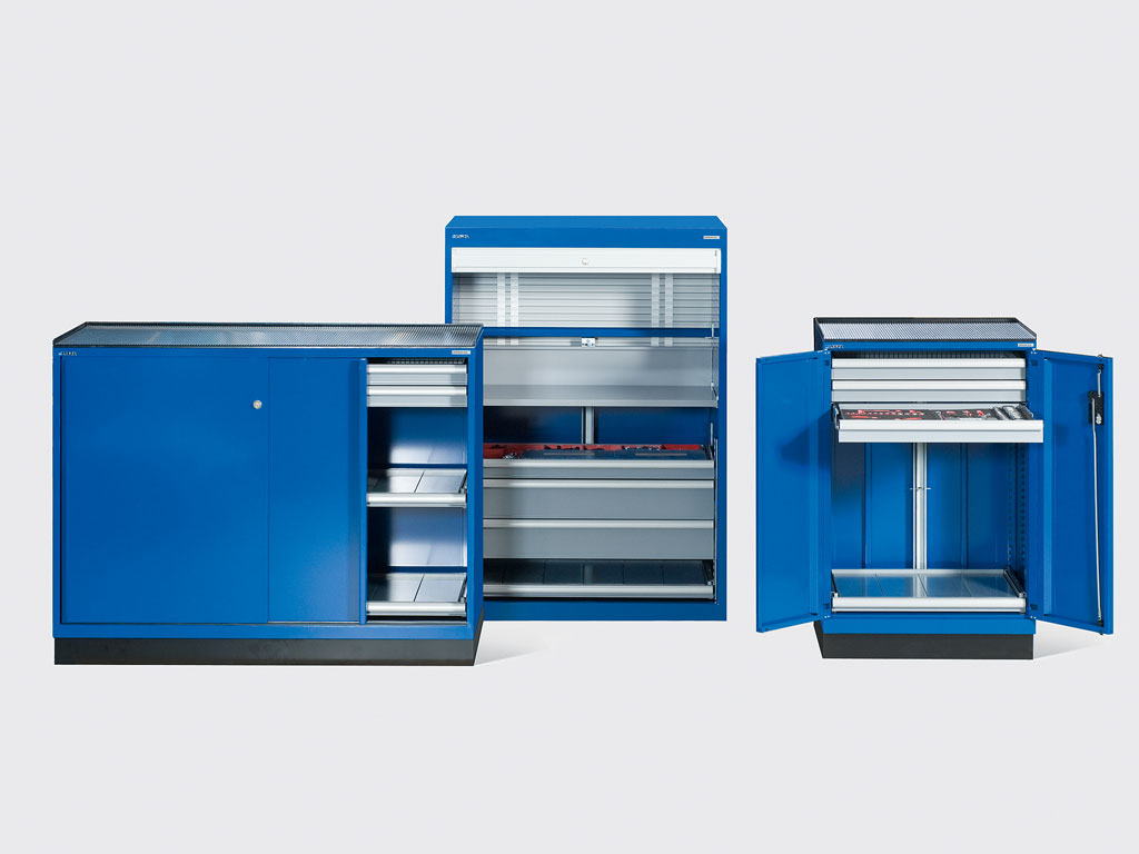 Warehouse Workbenches Industrial Cabinets Loc8 Uae