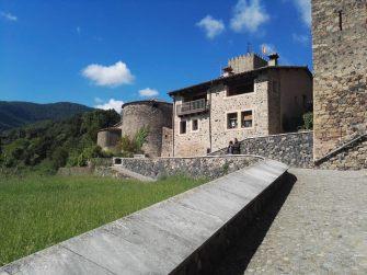 Santa Pau Garrotxa