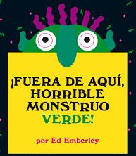 cuentos infantiles monstruos verde