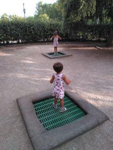 granada con niños parque garcia lorca