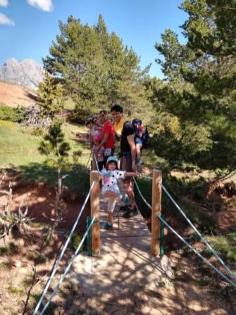 excursions nens bergueda palomera pedraforca 2