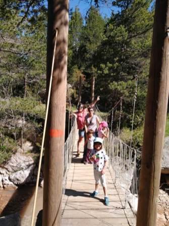 excursions nens bergueda palomera pedraforca