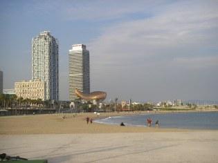 Platja Barceloneta