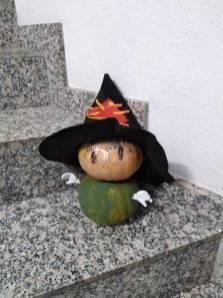 decoracion halloween en casa con niños