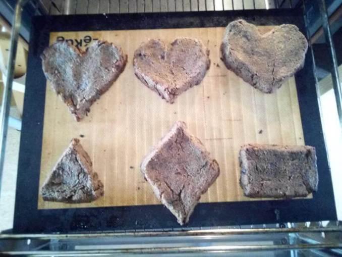 hamburguesas con forma de corazon recetas faciles con niños