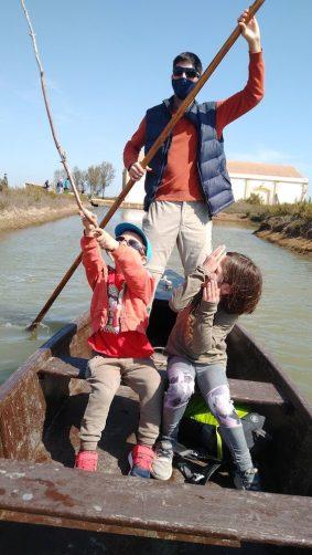 delta ebre amb nens monnatura