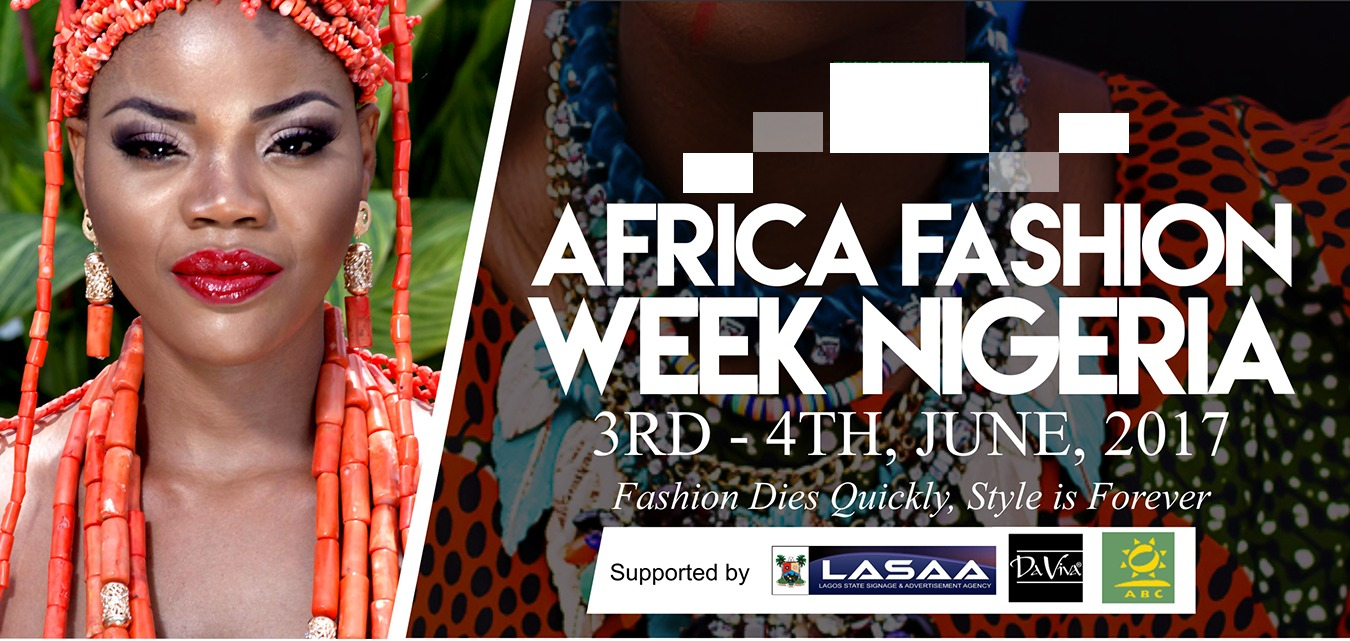 Africa Fashion Week Nigeria 2017
