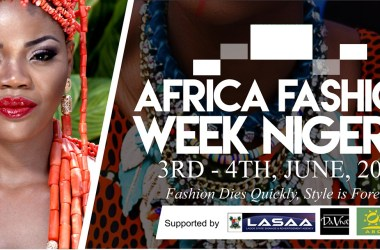 Africa Fashion Week Nigeria 2017