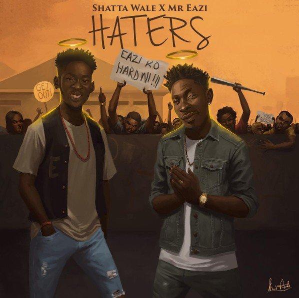 Mr Eazi x Shatta Wale – Haters