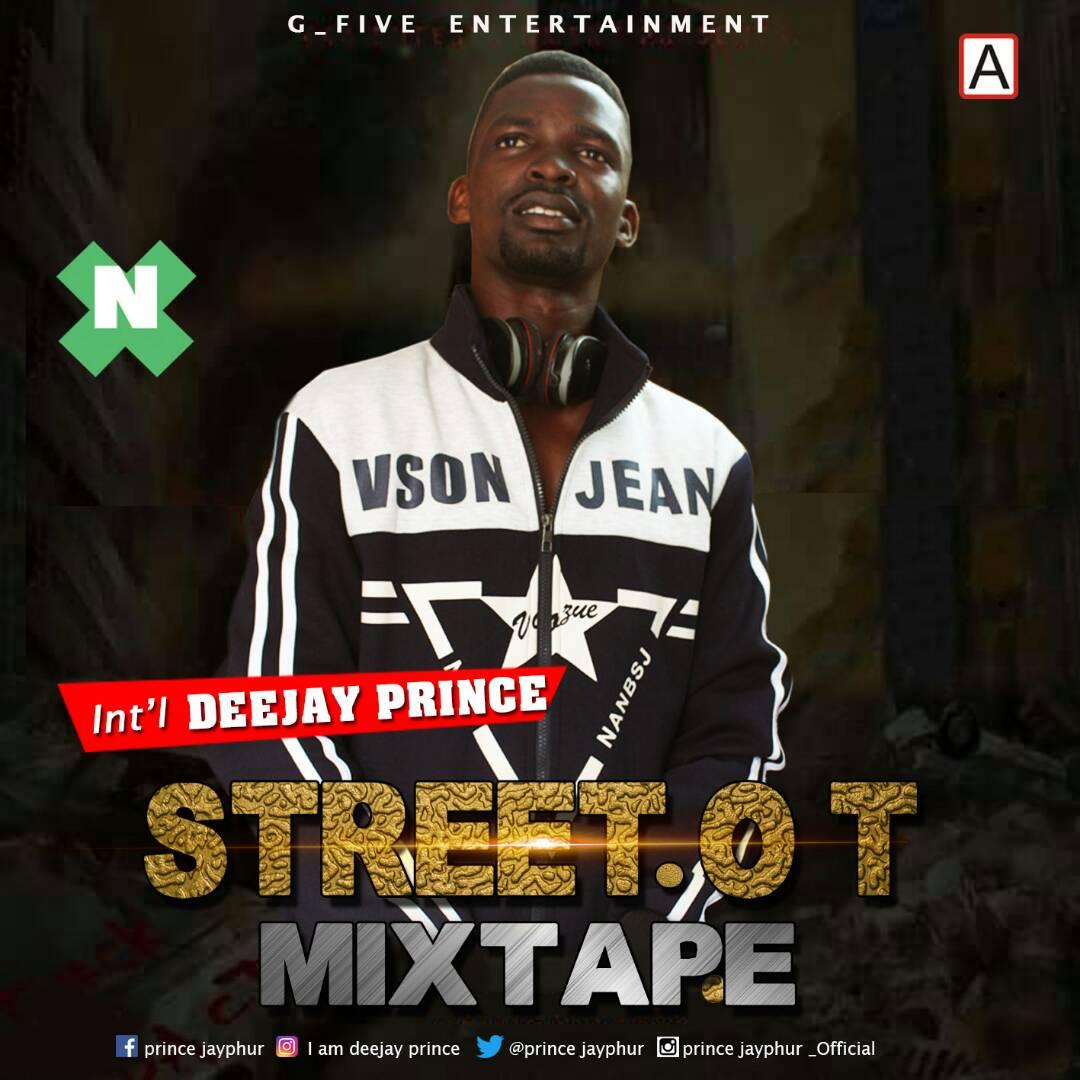 DJ Prince - Steet OT Mixtape