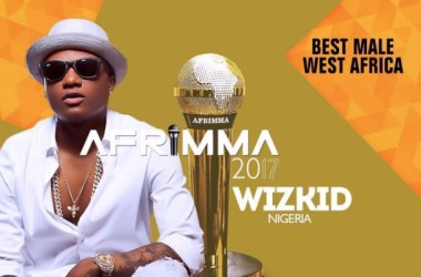Wizkid-AFRIMMA-Awards-2017
