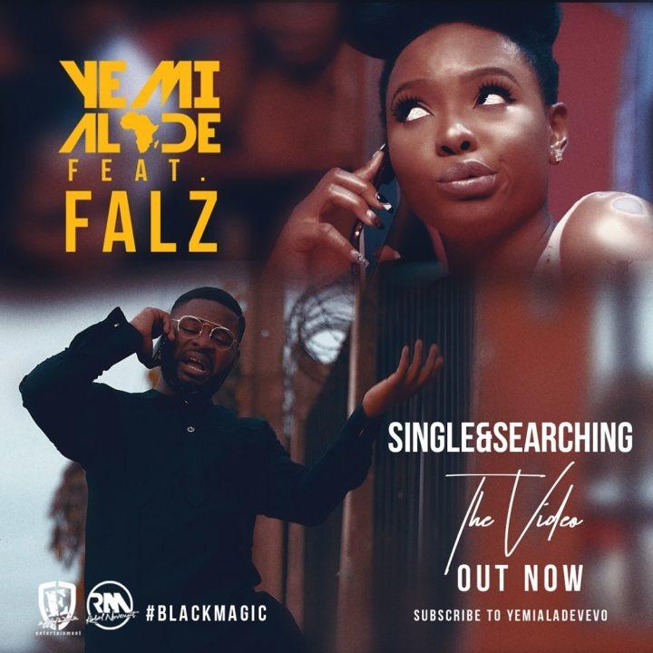 Yemi Alade ft. Falz – Single & Searching