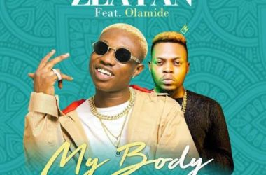 Zlatan Iblile - My body ft. Olamide