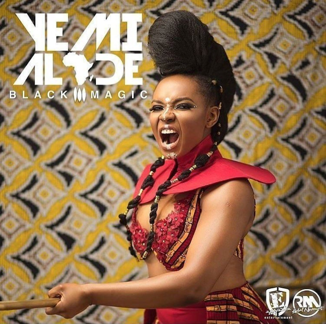 Yemi Alade Dishes Out New Album - Black Magic