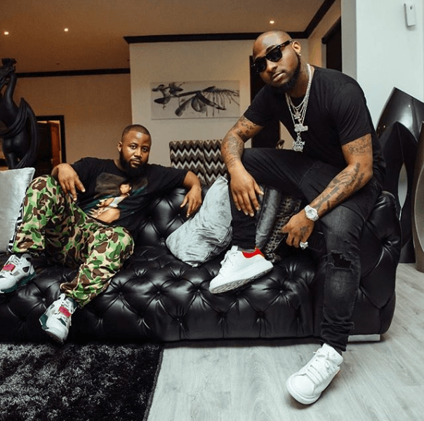 Davido To Drop Another Hit With Cassper Nyovest