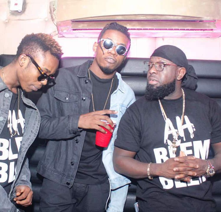 Timaya Unveils New Artiste To DM Records