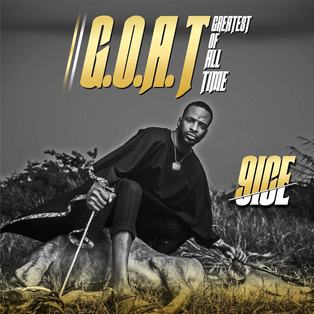 "9ice Reveals Artwork & Release Date For ""G.O.A.T"" Album"