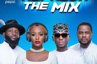 Pepsi Naija Signs Four DJ's As Brand Ambassadors