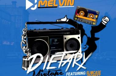 DJ Melvin - Dietary Mixtape