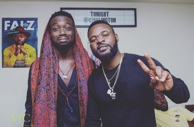 Falz Welcomes First New Artiste To BahdGuys Label Imprint