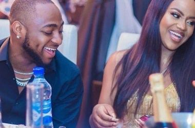 Davido & Girlfriend, Chioma